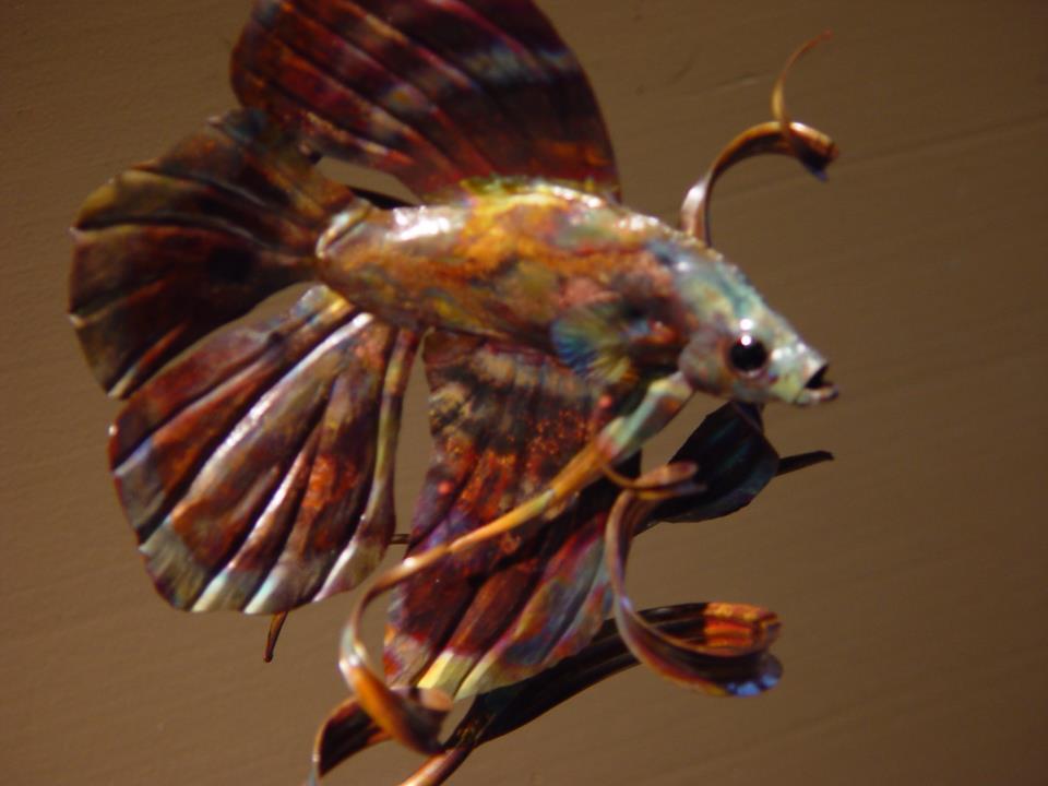 Copper Animals